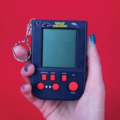 Image 3 of Space Invaders Keyring (£14.99)