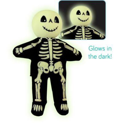 Skeleton Finger Puppet - Fiesta Crafts (£3.99)