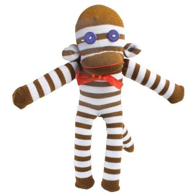 Image 4 of Make Your Own Sock Monkey (£6.99)