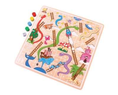 Snakes and Ladders (£10.99)