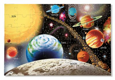 Solar System Floor Puzzle - Melissa and Doug (£9.99)