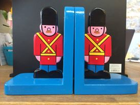 Soldier Bookends (£17.99)