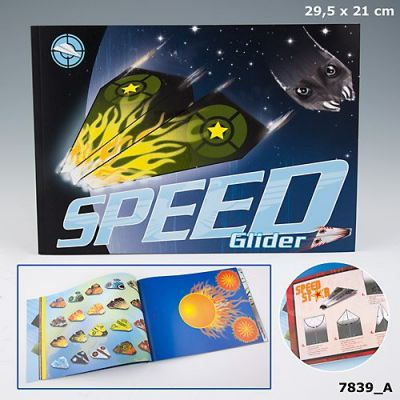 Speed Glider Book (£7.25)