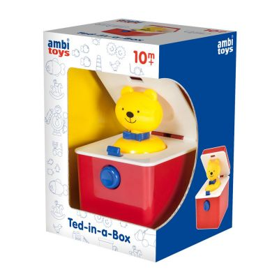 Ted in a Box Ambi Toys (£14.99)