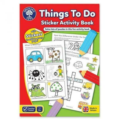 Things to Do Orchard Toys (£3.99)