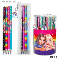 Top Model Rainbow Pencils (£4.50)