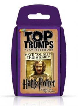 Top Trumps Harry Potter and the Prisoner of Azkaban (£5.99)