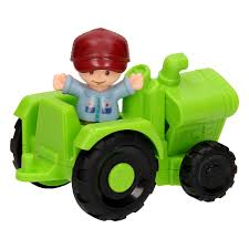 Little People Tractor Fisher Price (£7.99)