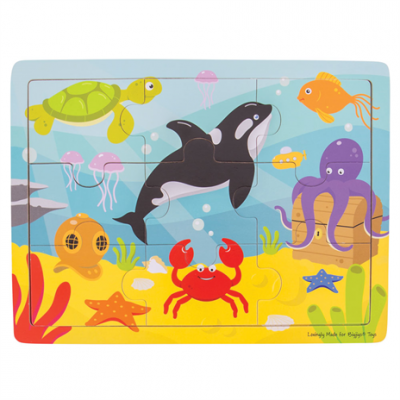 Sealife Tray Puzzle (£7.99)