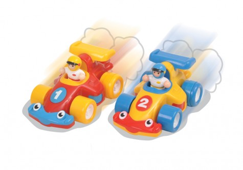 Image 2 of The Turbo Twins - Wow Toys (£15.99)