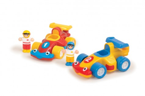Image 3 of The Turbo Twins - Wow Toys (£15.99)