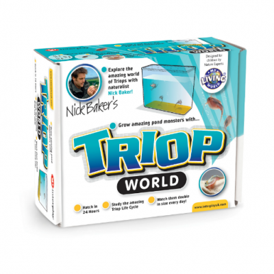 Triop World (£12.99)