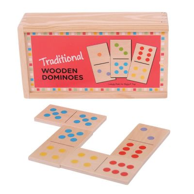 Traditional Dominoes (£8.99)
