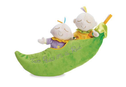 Two Peas In A Pod - Manhattan Toys (£15.99)