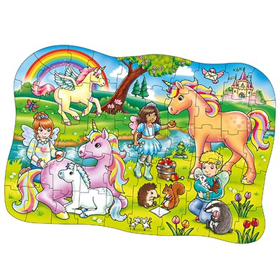 Image 2 of Unicorn Friends Jigsaw - Orchard Toys  (£12.99)