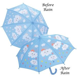 Cloud Colour Changing Umbrella - Floss and Rock (£10.99)