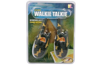 Explorer Walkie Talkies (£9.99)