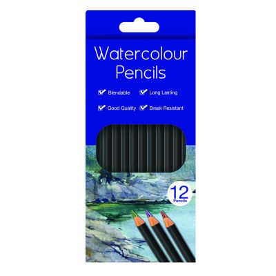 Watercolour Pencils (£1.99)