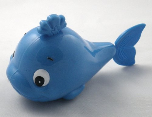 Whale wind up bath toy (£2.50)