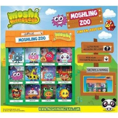 Moshi Monsters Moshling Zoo was £4.99 now £2.99 (£2.99)