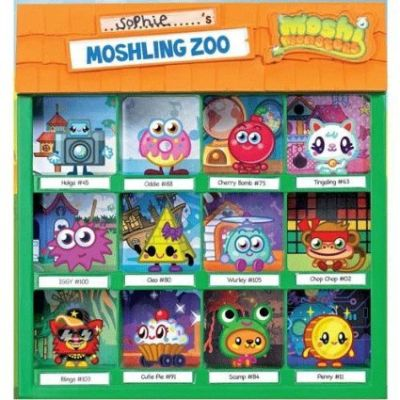 Image 2 of Moshi Monsters Moshling Zoo was £4.99 now £2.99  (£2.99)